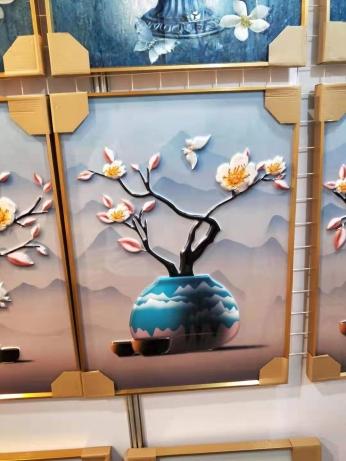 吴江晶瓷画设备
